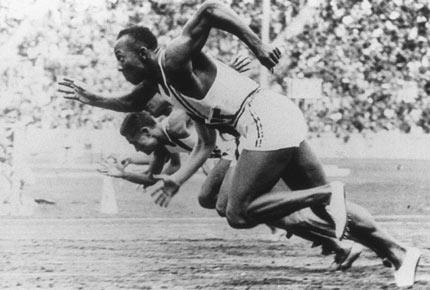 Jesse Owens text images
